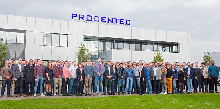 Procentec Ensures Reliable Network Infrastructure