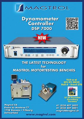 Dynamometer Controller DSP 7000