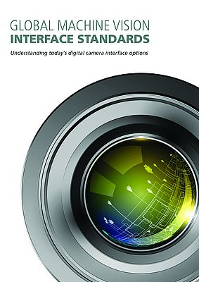 """Global Machine Vision Interface Standards Brochure"" Now Available"