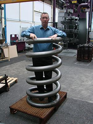 Engineering Springs for Large Valve Actuators