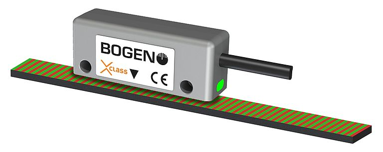 High-precision Magnetic Encoder