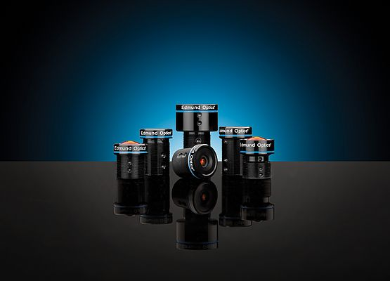 Video Lenses Series Optimized for Machine Vision