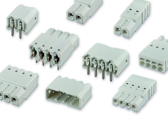 Connectors for LED-Applications