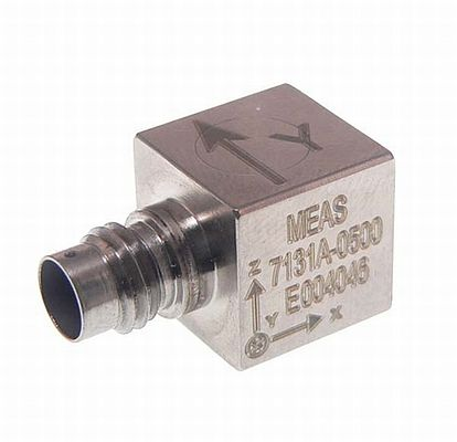 Triaxial IEPE Accelerometer