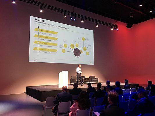 AI Convention Europe and IoT & Mobility: Facts and Figures