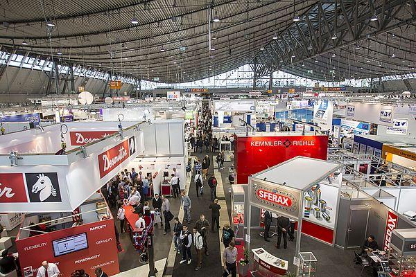 Trade Fair Duo With Worldwide Offerings