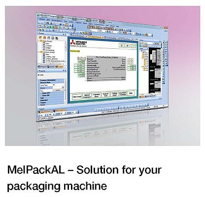 Software Solution for your Packaging Machine