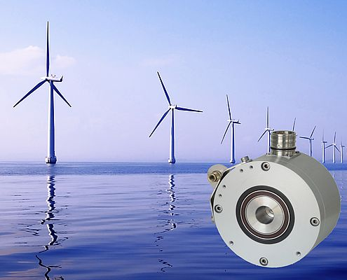 Reliable Heavy-Duty Encoders