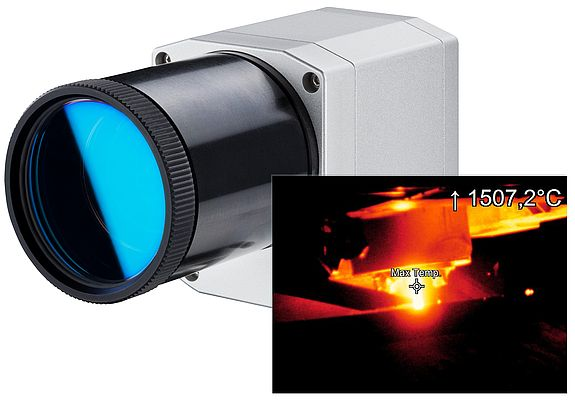 Infrared Camera With Reduced Measurement Errors