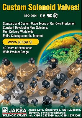 Custom solenoid valves