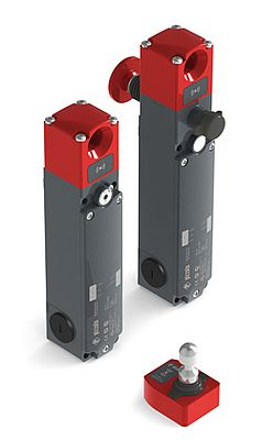 NG Series RFID Safety Switches with Block