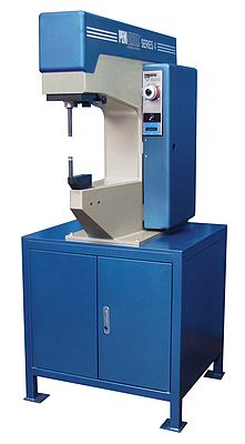 4® press for installing self-clinching fasteners