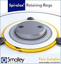 Stainless Steel Retaining Rings from Stock