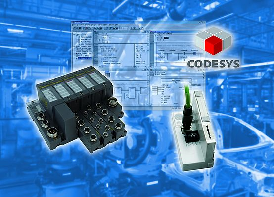 Codesys 3 programmable multiprotocol gateways in IP67 and IP20