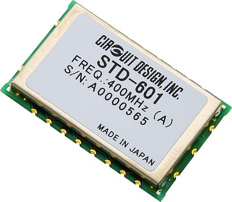 Multiband Transceiver STD-601 400 MHz