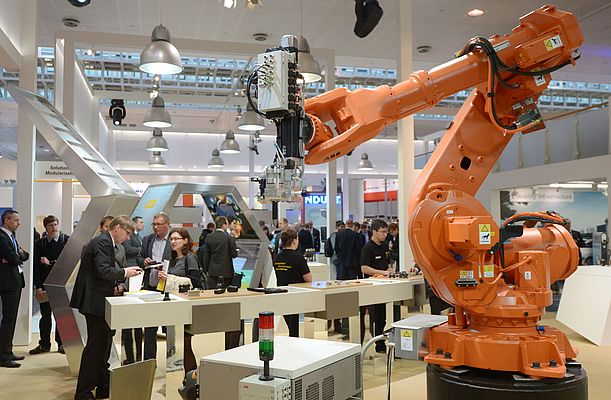 Hannover Messe Showcases Latest Generation of Industrial Robots
