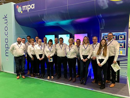 The MPA Team at Advanced Engineering