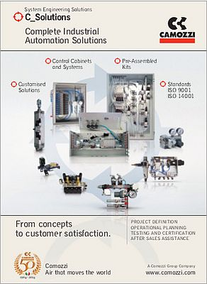 Complete Industrial Automation Solutions