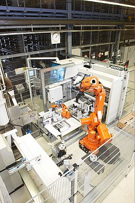 Robotics are rapidly gaining ground in sawing technology
