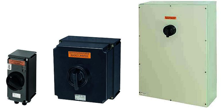 High Temperature Safety Switches