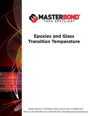Epoxies and Glass Transition Temperature