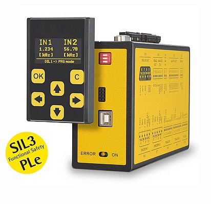 Safety Controller IFS-10