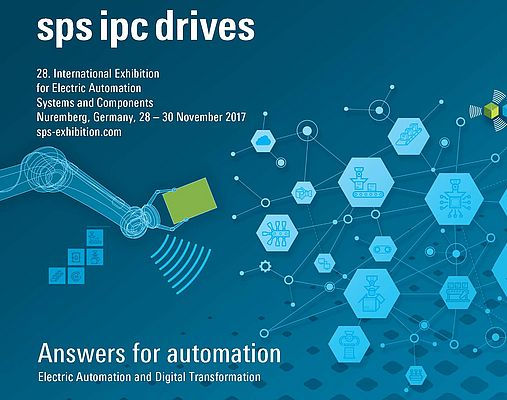 SPS IPC Drives in Nuremberg