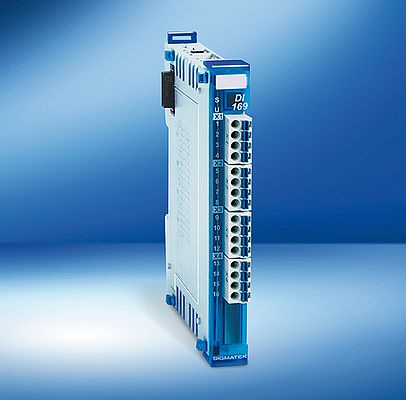 Digital Input Module to Monitor Energy Consumption