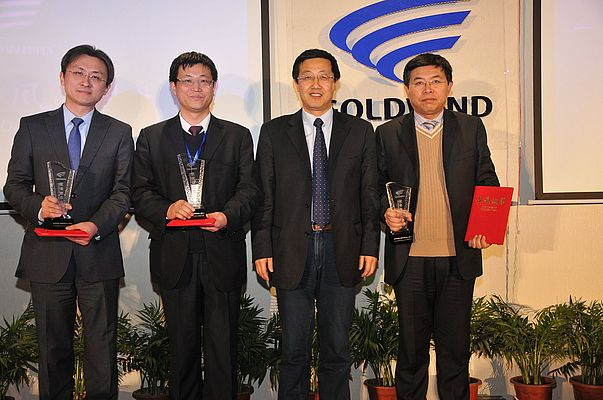 Schaeffler wins Goldwind award: