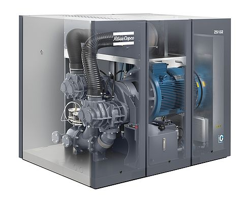 Compressors Driven by Electric Motors and Variable Speed Drive