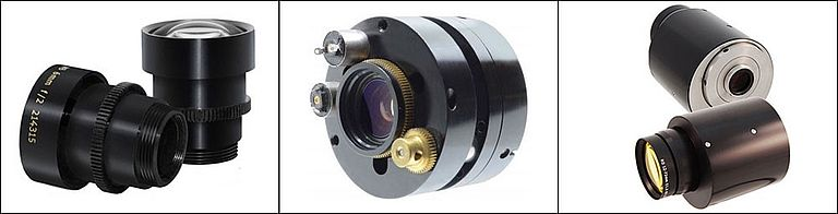 Technology for the Nuclear Industry: Key Criteria of Lens Systems