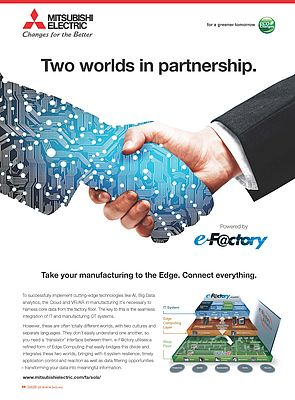 Connect Everything with e-Factory