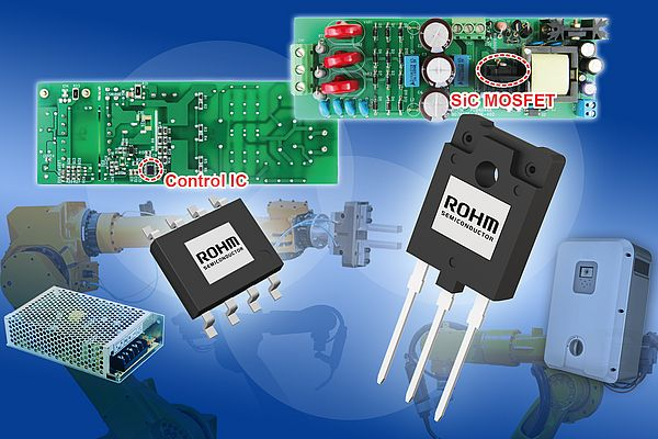 SiC MOSFET for industrial applications