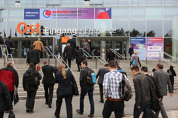 embedded world 2015: Growth Continues With 902 Exhibitors