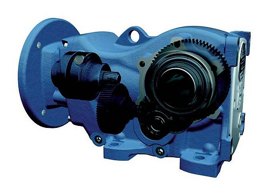 New Helical Gearboxes Ston and Enduro by Motive