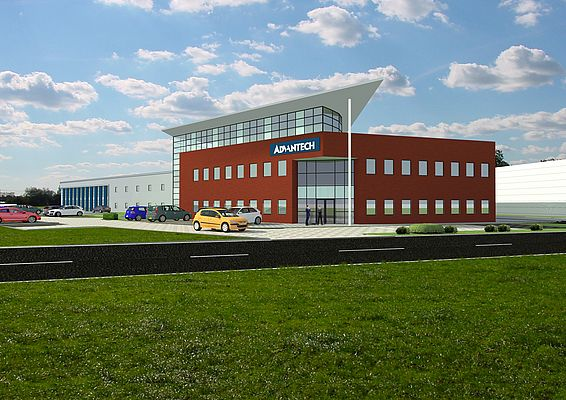 Advantech's European Service Center Expanded to Support Regional Growth