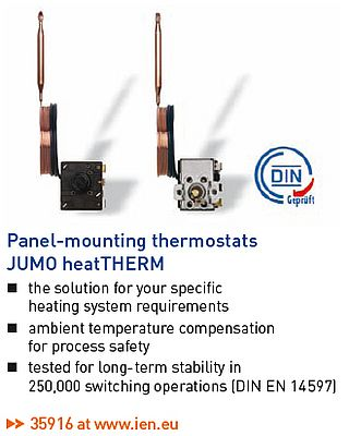 JUMO heat THERM