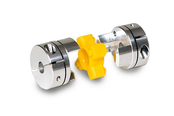 Zero Backlash Jaw Couplings
