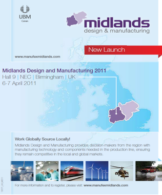 Midlands Design and Manufacturing 2011