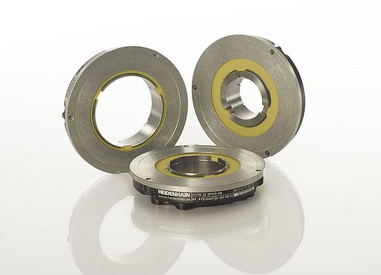 Inductive Absolute Rotary Encoders