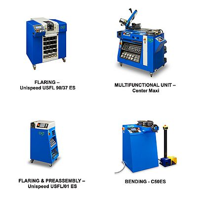 Tube Processing Equipment