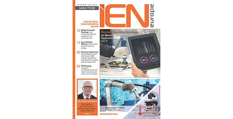 IEN Europe January/February is now online