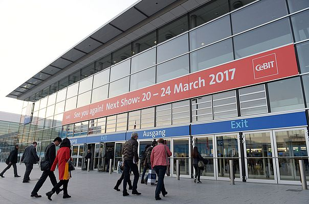 CeBIT Invites you to the 2017 Edition