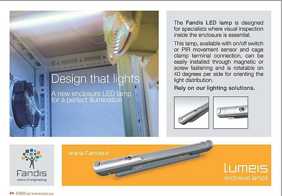 LED Lamp by Fandis