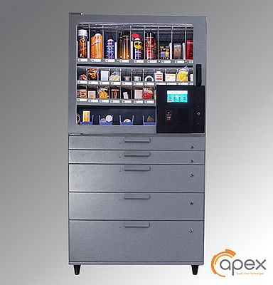 Apex point-of-work vending solutions