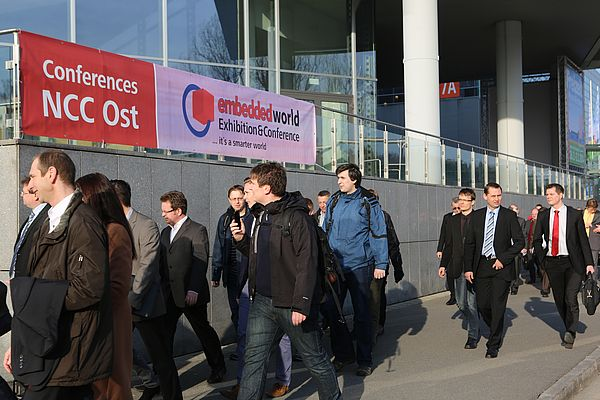 embedded world 2015: Preparations In Full Swing