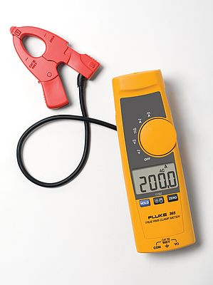 Detachable Jaw AC/DC Clamp Meter