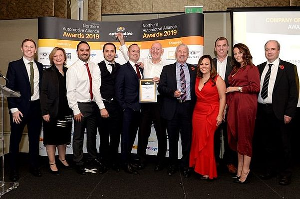 Sigmatex Named Company of the Year at the NAA Awards