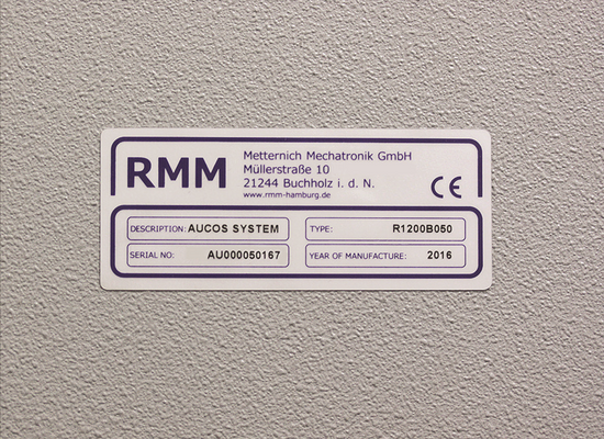 Printable Labels for Commercial Vehicles