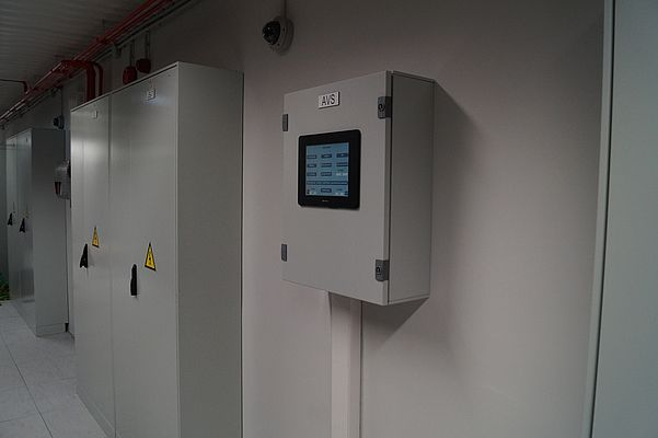 PLC Control Protects against Outages
